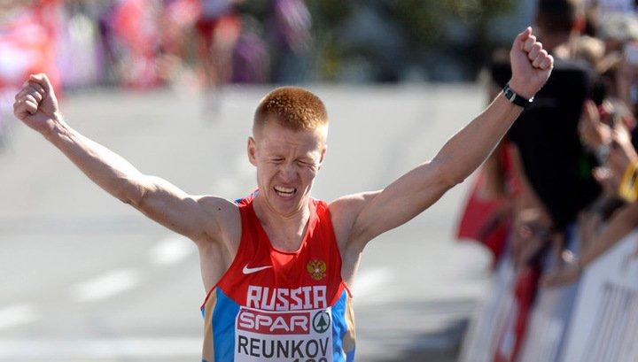 Алексей Реунковсчитает, что ему по силам бороться с африканскими бегунами в марафоне