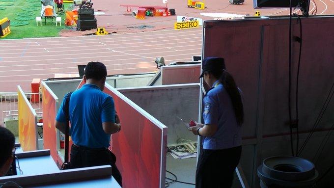 На стадионе чемпионата мира искали бомбу и репетировали открытие