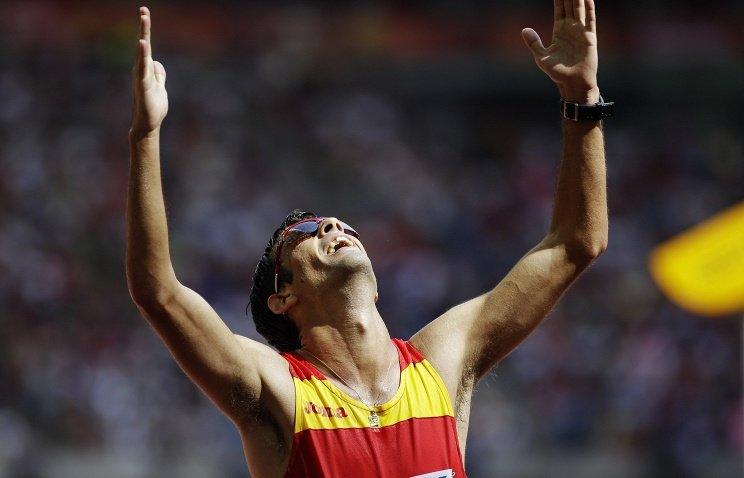 Мигель Анхель Лопес выиграл в спортивной ходьбе на 20 км на ЧМ