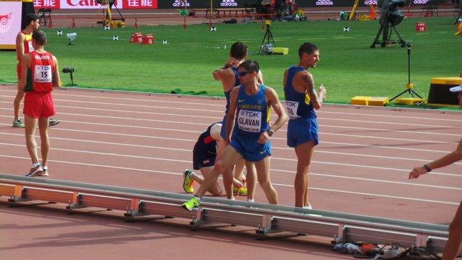 Выступления сборной Украины на ЧМ во второй день соревнований