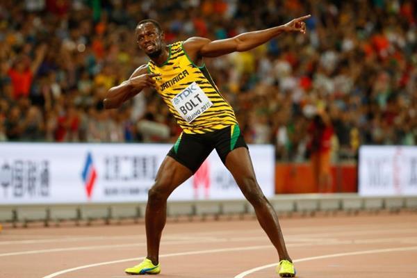 Усэйн Болт выиграл золото Чемпионата мира на 100-метровке в Пекине +Видео