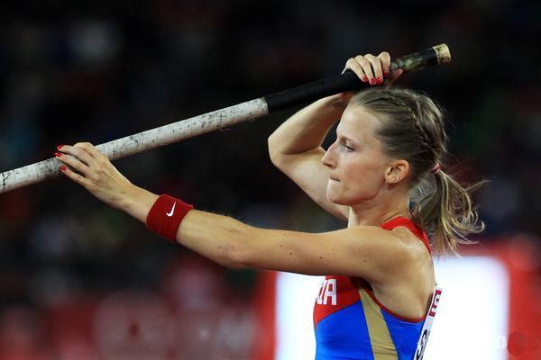 Анжелика Сидорова: «Думаю, в вечернем финале выступлю получше, чем в квалификации»