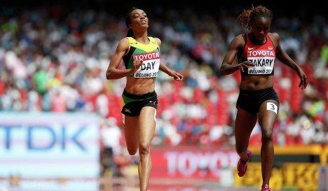 Две кенийки сдали положительный допинг-тест на ЧМ по легкой атлетике в Пекине