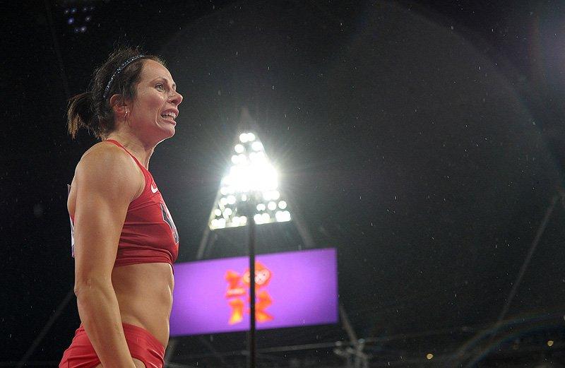 Дженнифер Сур получила травму на разминке перед финалом