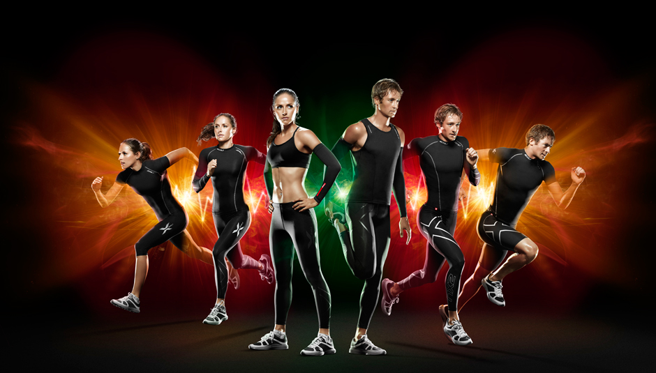 Компрессионная одежда для спорта 2XU – умножает твои возможности!