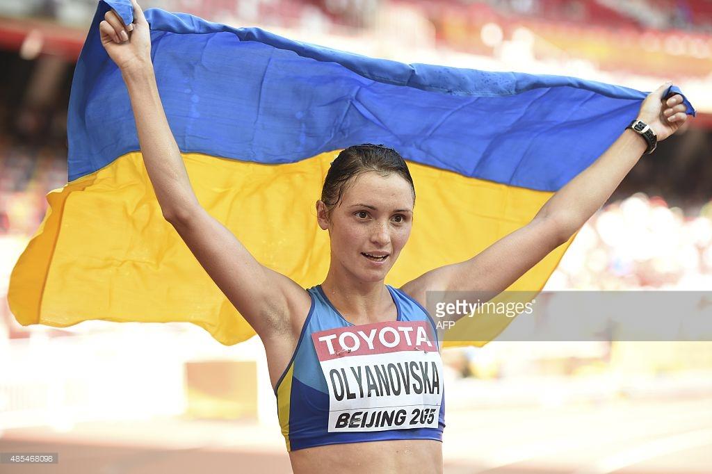 Людмила Оляновская завоевала первую медаль для Украины на ЧМ в Пекине +Видео
