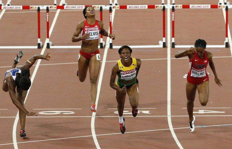Белоруска Алина Талай завоевала бронзовую медаль ЧМ в беге на 100 м с барьерами +Видео