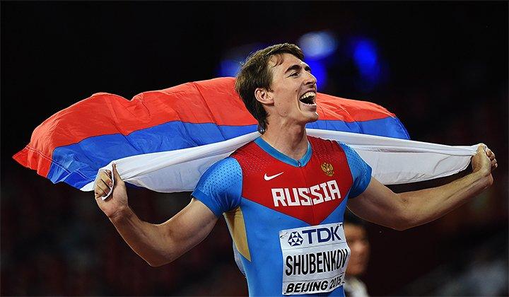 Сергей Шубенков: «Если бы мне грозила зведная болезнь, я бы уже где-нибудь по пути к чемпионату мира «кончился»