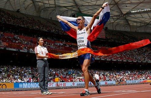 Матей Тот: «В будущем российские ходоки будут очень хорошо выступать даже без допинга»
