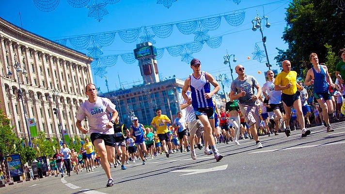 Как бег на длинные дистанции влияет на сердце бегуна