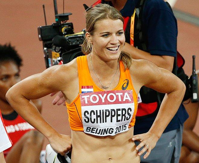 Самые восхитительные легкоатлетки мира