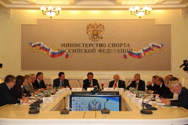 В Минспорта России будет создан департамент спорта высших достижений