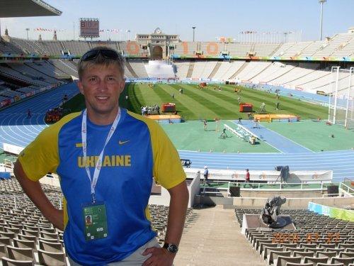 Вячеслав Тыртышник о «терках» в спринтерской команде, «туристах» и метателях +Видео