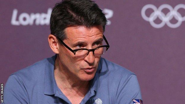 Себастьян Коу: «Я не могу просить людей любить тех, кто был пойман на допинге»