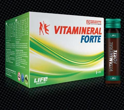 Vitamineral Forte + Q10 Dynamic Development