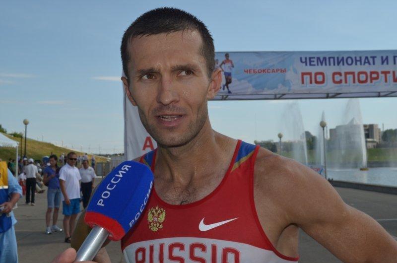 Александр Яргунькин будет требовать вскрытия пробы «Б».