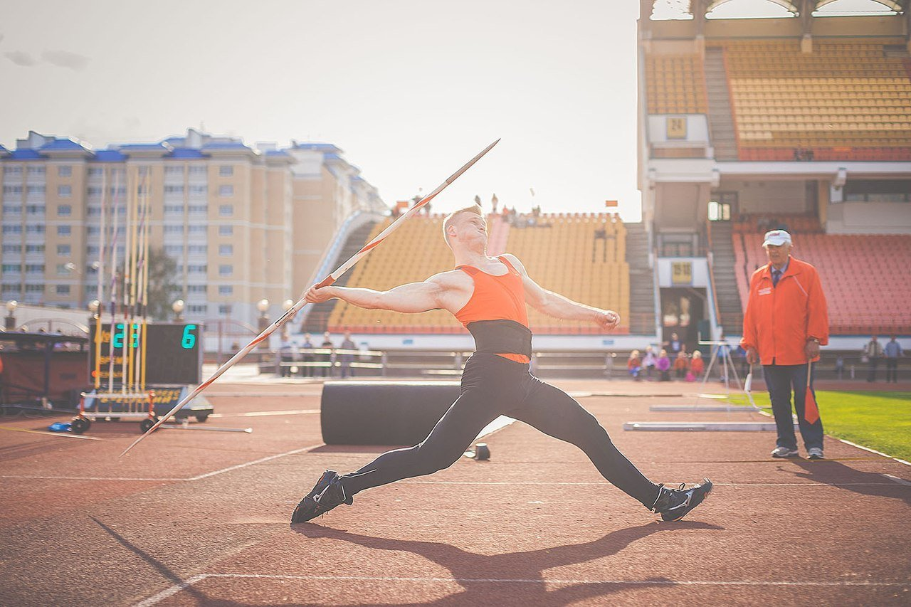 Украинские легкоатлеты в Падуе
