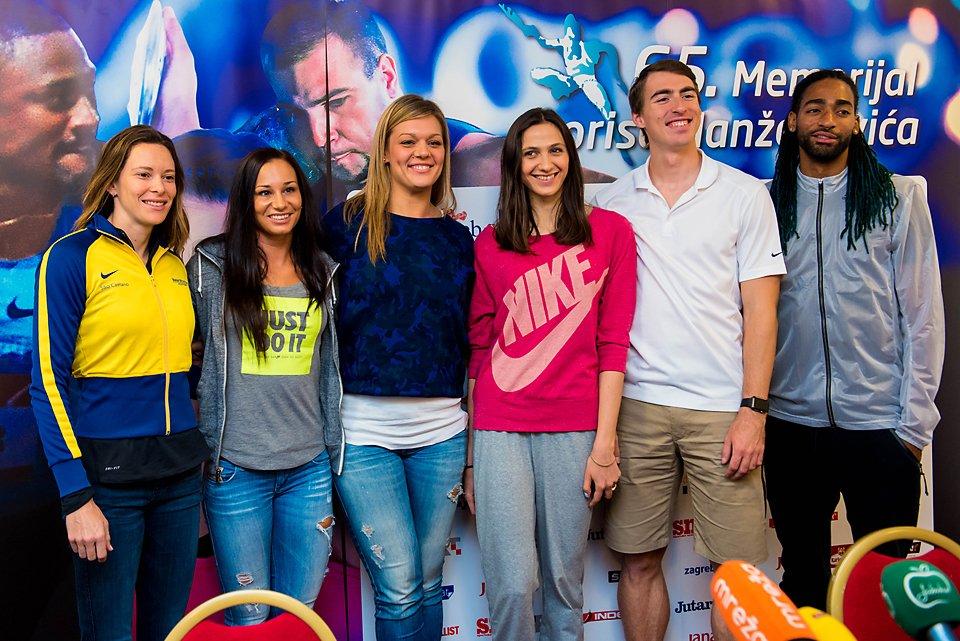 IAAF World Challenge Zagreb +Видео