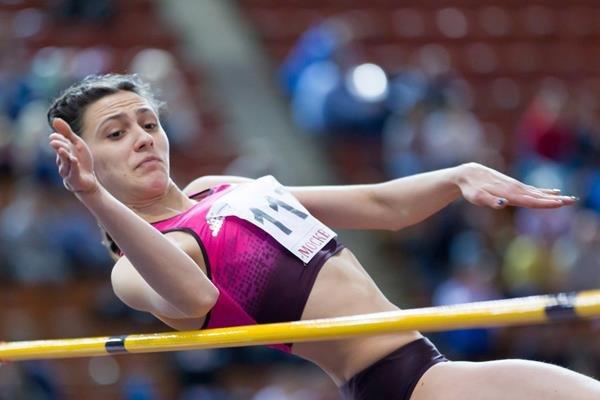 Мария Кучина: «У меня есть желание высоко прыгать – это главное»