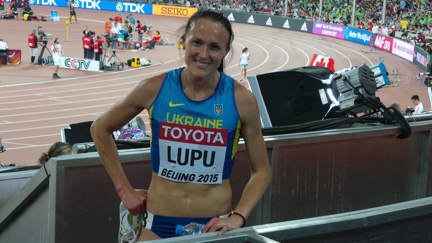Наталья Лупу: «На чемпионате мира я получала удовольствие от самого бега»