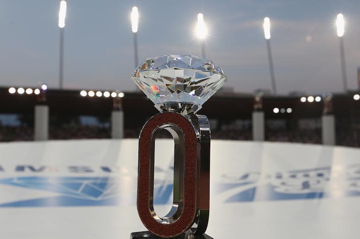 Последний этап Бриллиантовой Лиги-2015