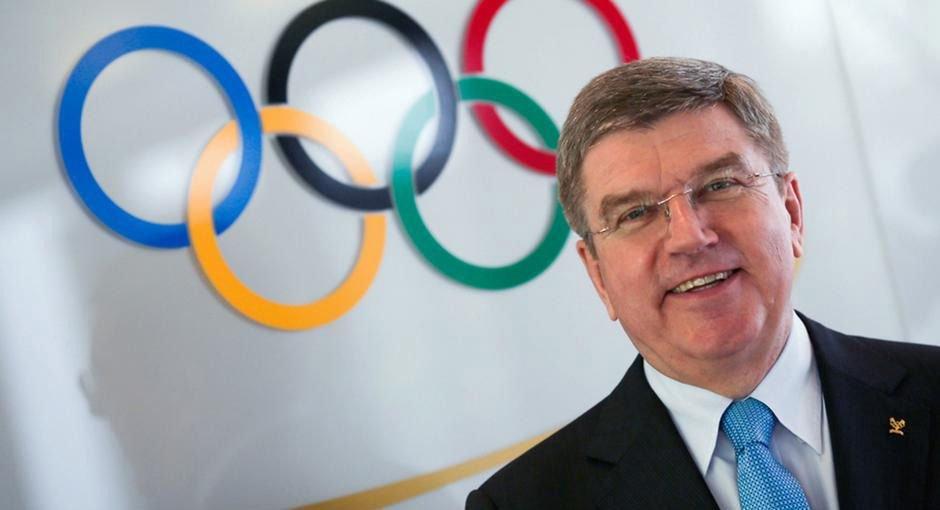 Томас Бах: «Ждем от выборов столицы Игр-2024 интересной и честной борьбы»