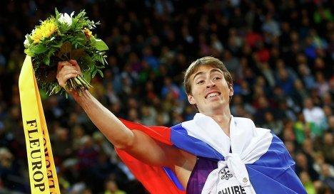 Сергей Шубенков и Мария Кучина претендуют на звание лучшего легкоатлета года по версии EAА