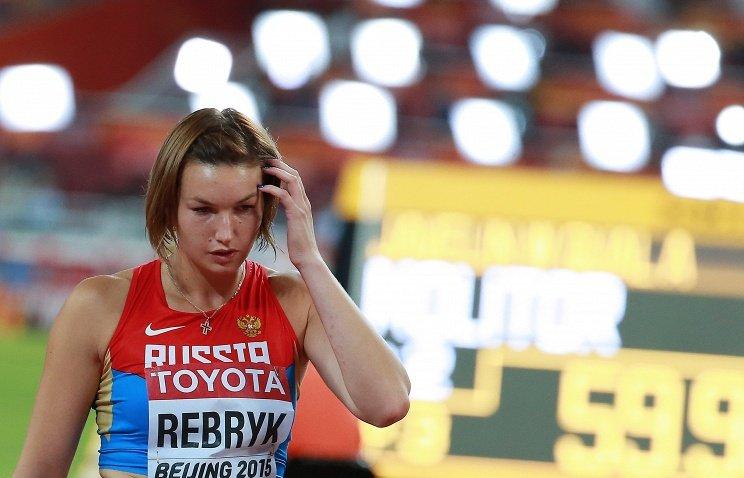 ОКР начал решать вопрос о возможности выступления крымчанки Веры Ребрик на Олимпиаде-2016