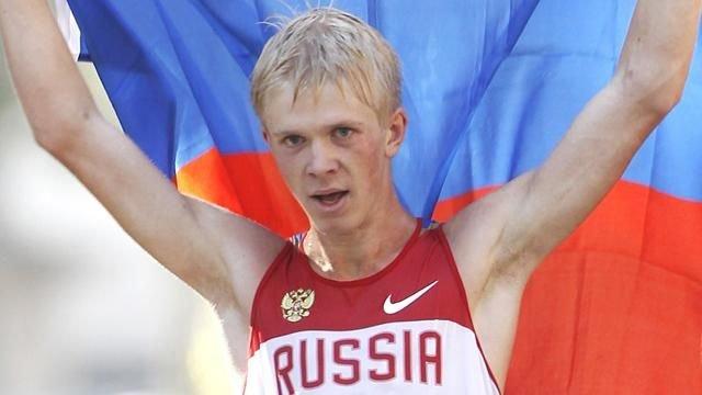 Допинг-проба В ходока Станислава Емельянова дала отрицательный результат
