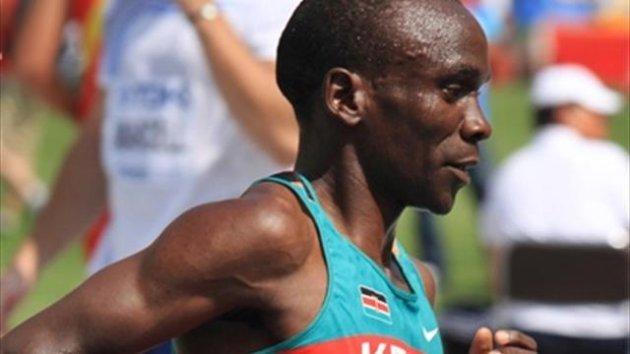 Элиуд Кипчоге выиграл Берлинский марафон