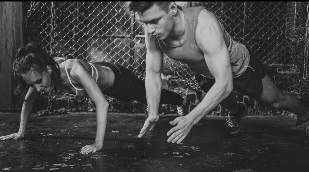 Идеальная комбинация силовой тренировки с бегом