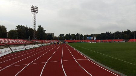 В Луцке после реконструкции открыли стадион «Авангард». ФОТО