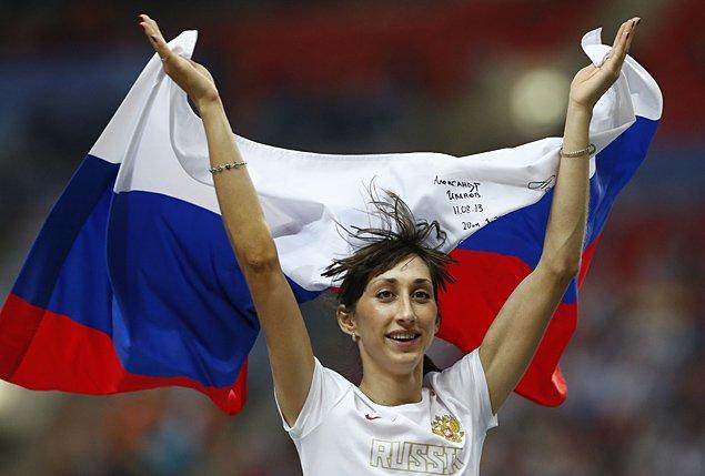 Екатерина Конева - двукратная!