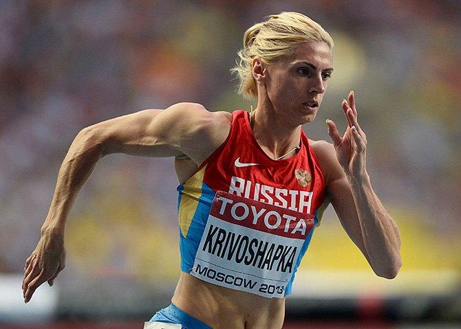 Антонина Кривошапка: «Уходить из спорта после Рио я не планирую.»