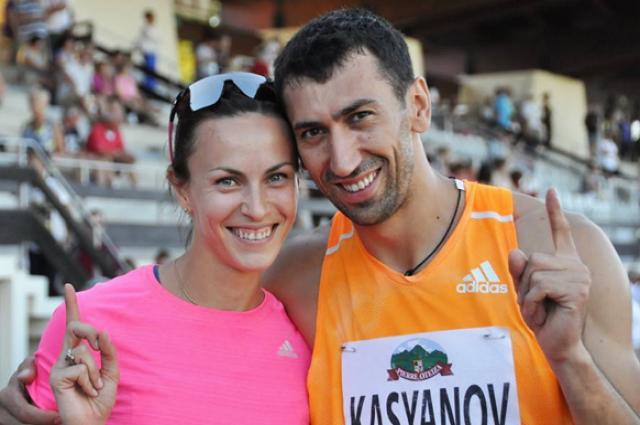 Алексей и Анна Касьянови: «Глупо отказываться от тренировок с мировым рекордсменом»