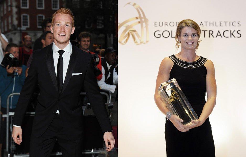 Дафне Шипперс и Грег Рутерфорд  — лучшие в Европе!