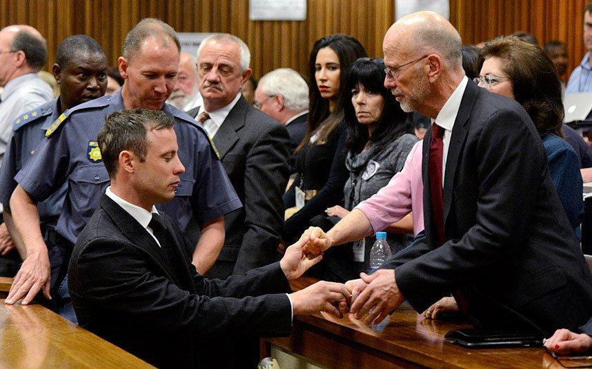 Представитель Оскара Писториуса: Оскар будет строго соблюдать условия УДО