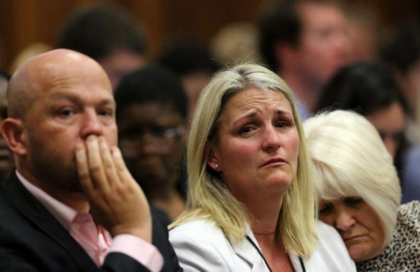 Адвокат семьи  Ривы Стенкамп: Родственникам Ривы всё равно, когда освободят Писториуса