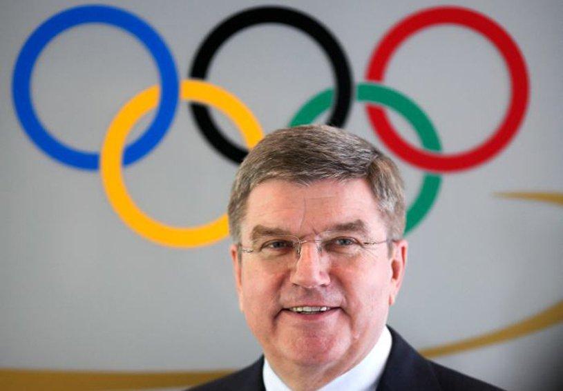 Томас Бах: «Наше сотрудничество с Олимпийским комитетом России на отличном уровне»