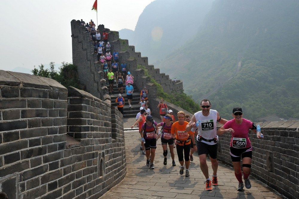 В 2016 году состоится марафон по Великой китайской стене