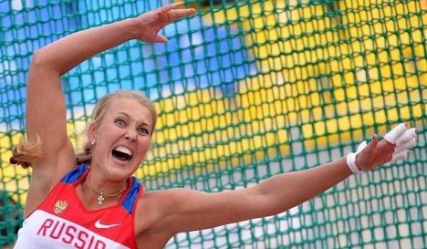 Мария Беспалова сдала положительную допинг-пробу