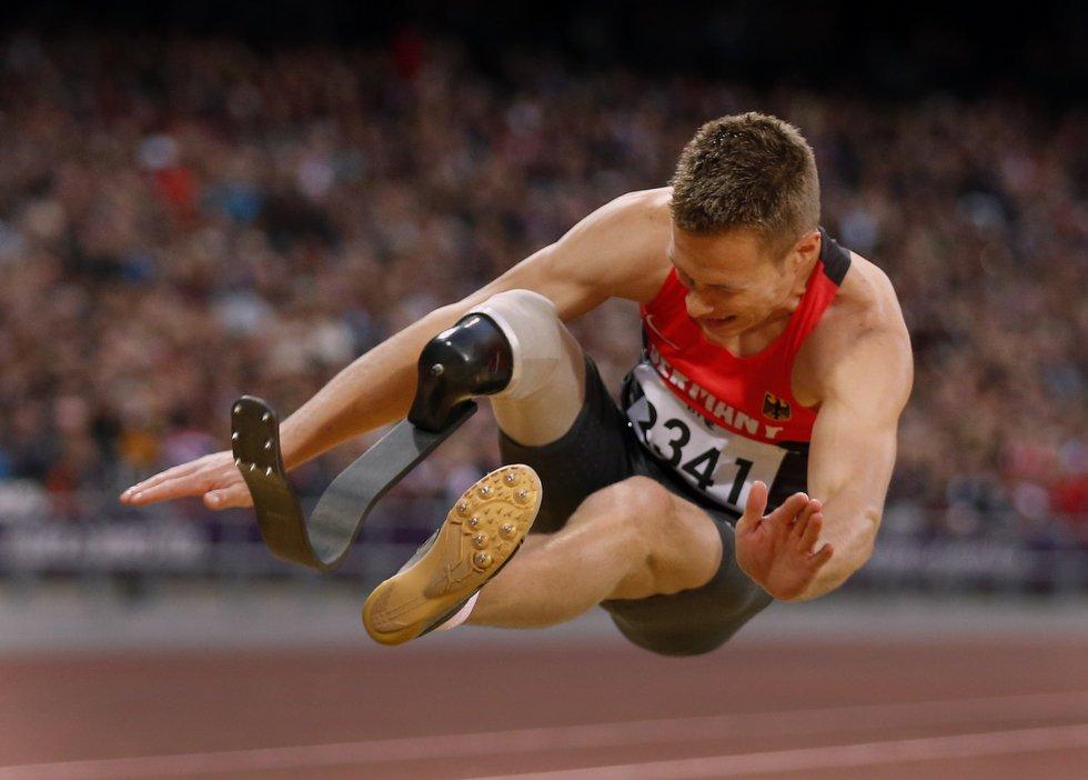 Маркус Рем установил новый мировой рекорд в прыжках в длину