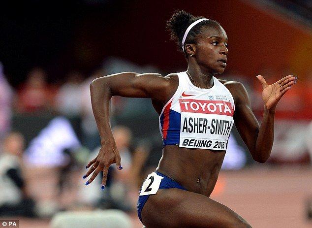 Дина Эшер-Смит боится перегореть перед Рио