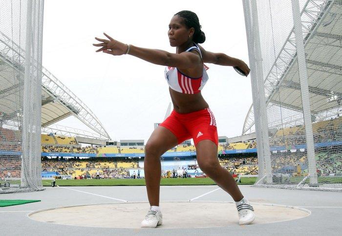Дения Кабальеро на ОИ в Рио хочет реализовать сразу две основные цели