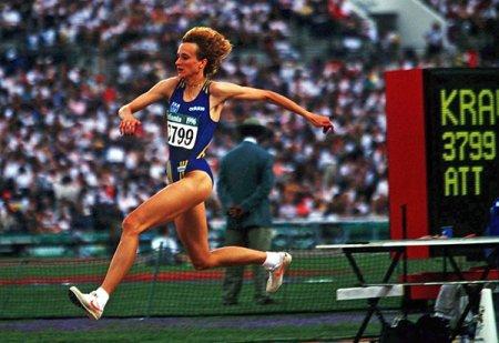 """Инесса Кравец: """"Я уже наелась спортивными залами на всю жизнь. Мне лучше побегать в парке"""""""