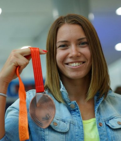 БФЛА перечислила Марине Арзамасовой и Алине Талай деньги за медали ЧМ-2015