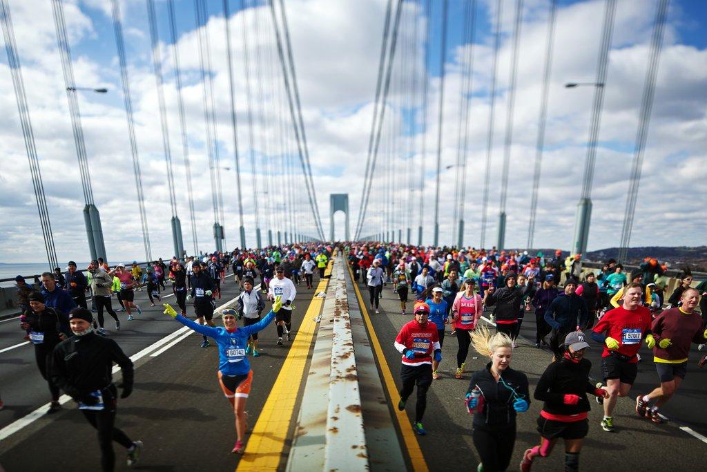 Нью-йоркский марафон-2015 пройдёт без российских спортсменов