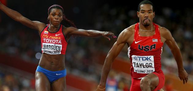 IAAF номинировала Кристиана Тейлора и Катерине Ибаргуэн на звание «Легкоатлет года» в прыжках