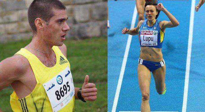 Наталья Лупу и Дмитрий Лашин – лучшие легкоатлеты октября в Украине!