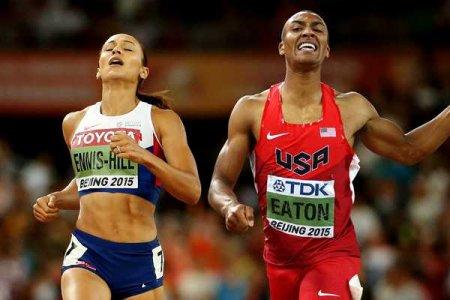 Эштон Итон и Джессика Эннис-Хилл вошли в число номинантов на звание «Легкоатлет года»